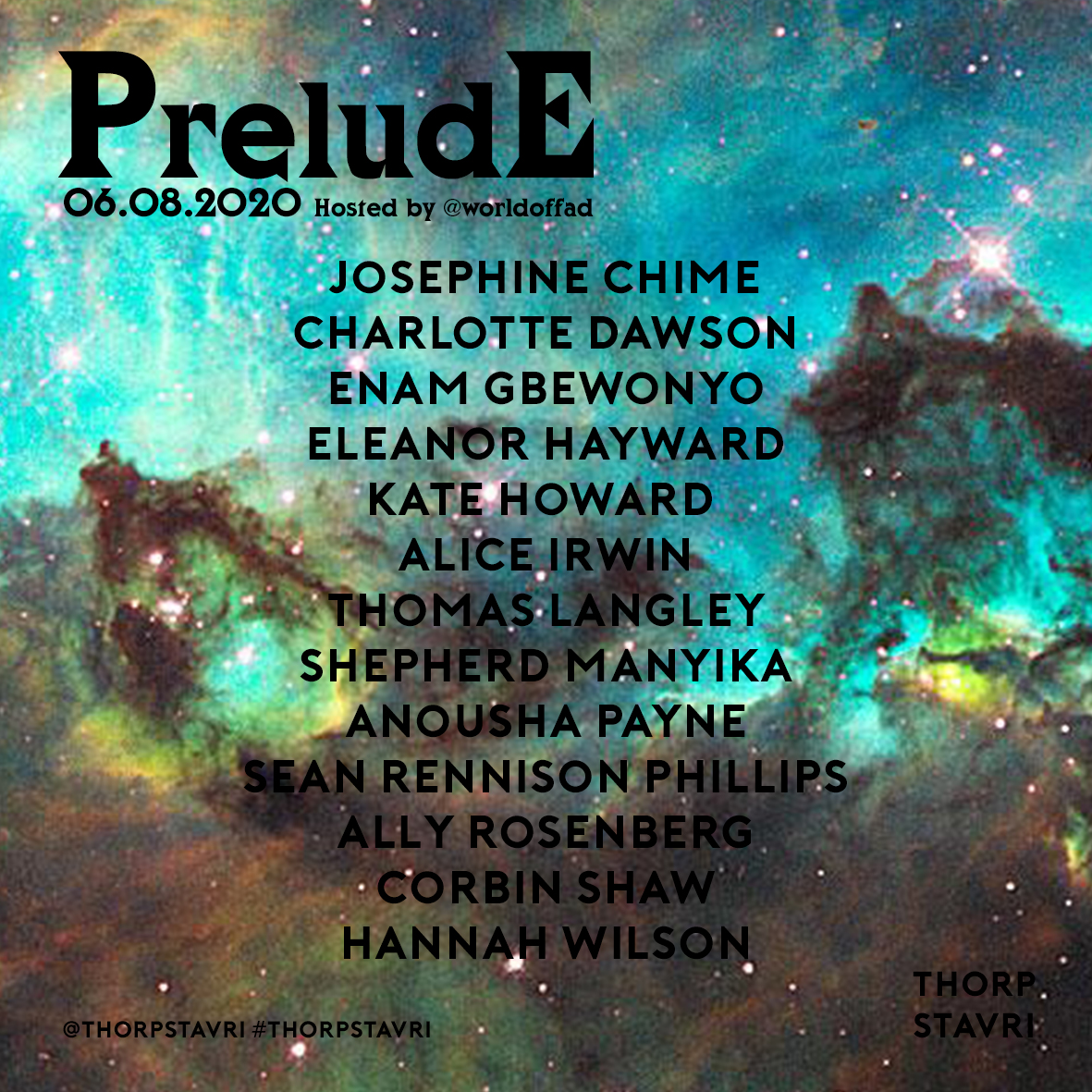Prelude partnering with FAD Magazine
